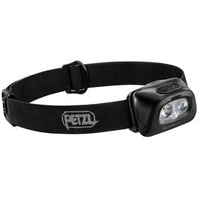 Petzl Tactikka+ Linterna frontal, negro